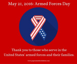 May 21 2016 Armed Forces Day