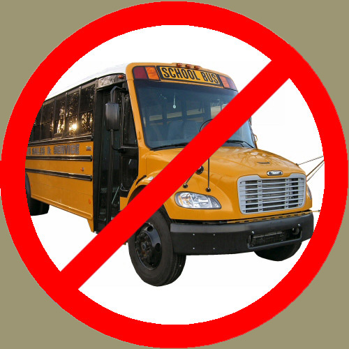 Image result for NO BUS